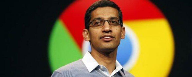 CEO của Google đã làm gì để thay đổi tình thế ?